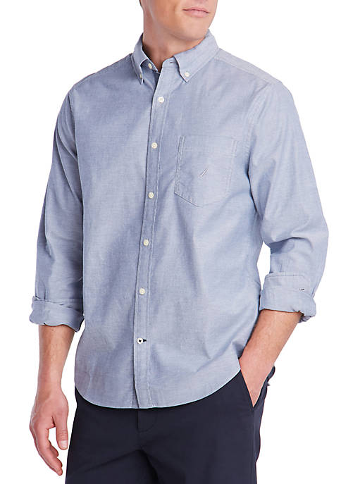 Big & Tall Nautica Classic Fit Oxford Shirt