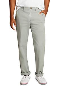 Nautica Flat Front Classic Fit Deck Pants