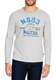 City Sails Crew Neck T-Shirt