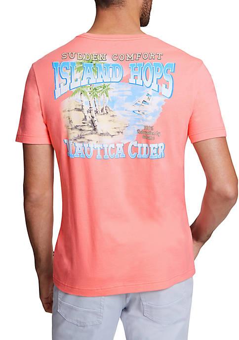 Island Hops Short Sleeve T-Shirt