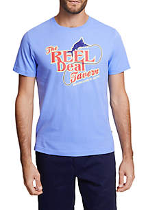 Nautica Reel Deal Short Sleeve T-Shirt