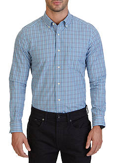 Nautica Classic Fit Sandy Plaid Shirt