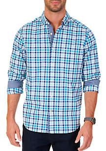 Long Sleeve Buffalo Plaid Shirt