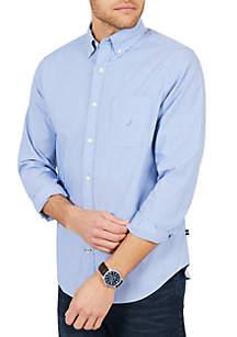 Long Sleeve Fine Stripe Top