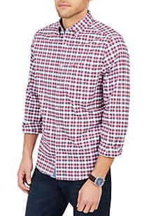 Long Sleeve FCA Oxford Shirt