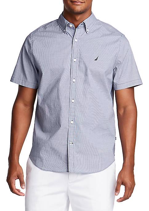 Nautica Navtech Classic Fit Button Down Shirt