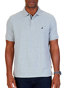 Big & Tall Short Sleeve Polo Shirt