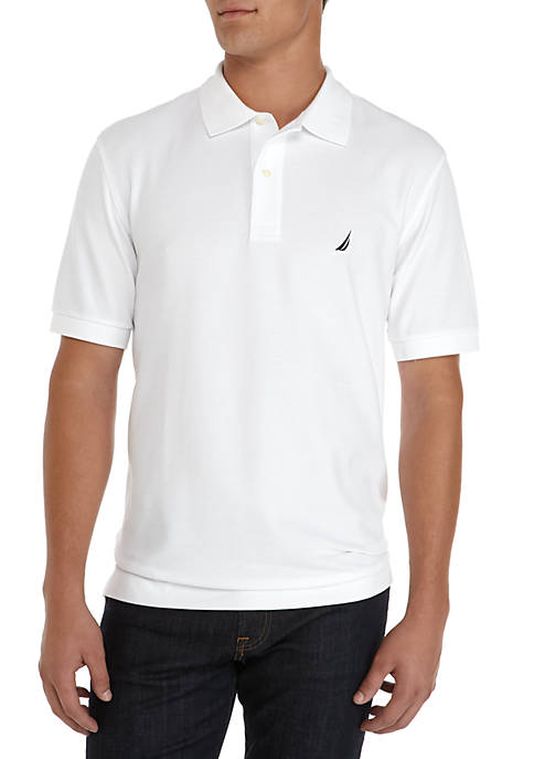 Big & Tall Short Sleeve Polo Shirt