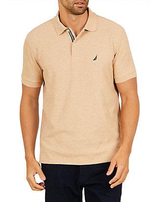 fdf01b8dd Nautica Big   Tall Stretch Pique Polo Shirt ...