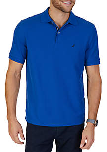 Big & Tall Stretch Pique Polo Shirt