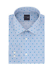 Madison Slim Fit Printed Dress Shirt