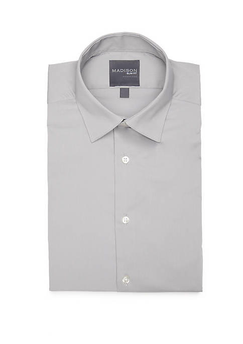 Slim Fit Stretch Dynamic Cooling Dress Shirt