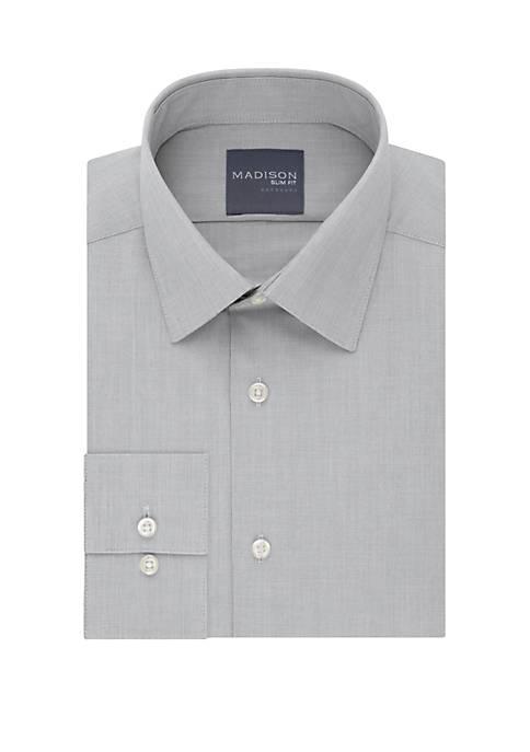 Madison Slim Fit Dynamic Cooling Stretch Dress Shirt