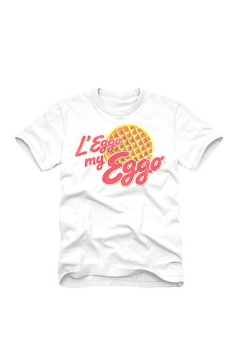 C-LIFE LEggo My Eggo Graphic T-Shirt