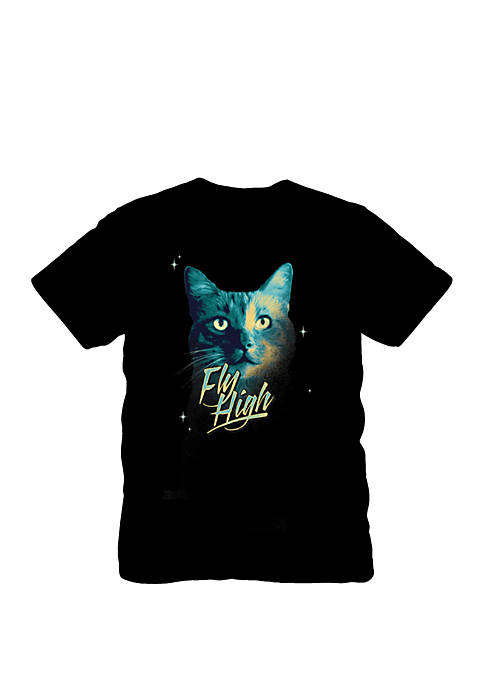 Captain Marvel Goose The Cat T Shirt