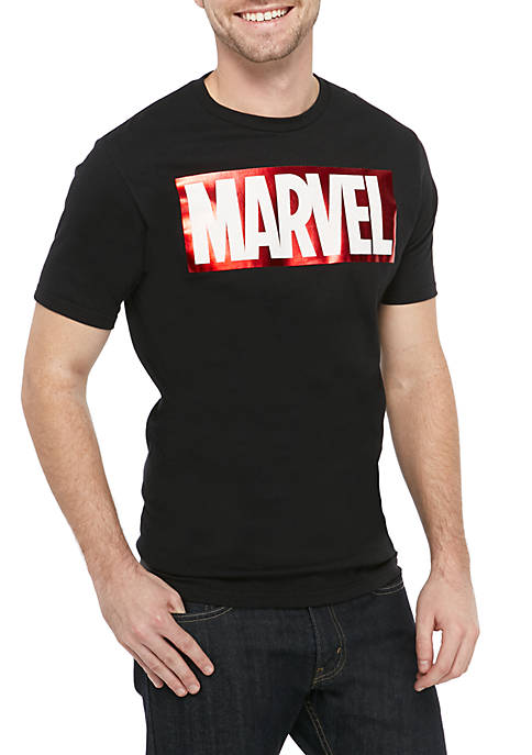 Marvel Shine Graphic T Shirt