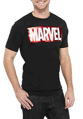 80172e4ed6900 C-LIFE Marvel Shine Graphic T Shirt ...