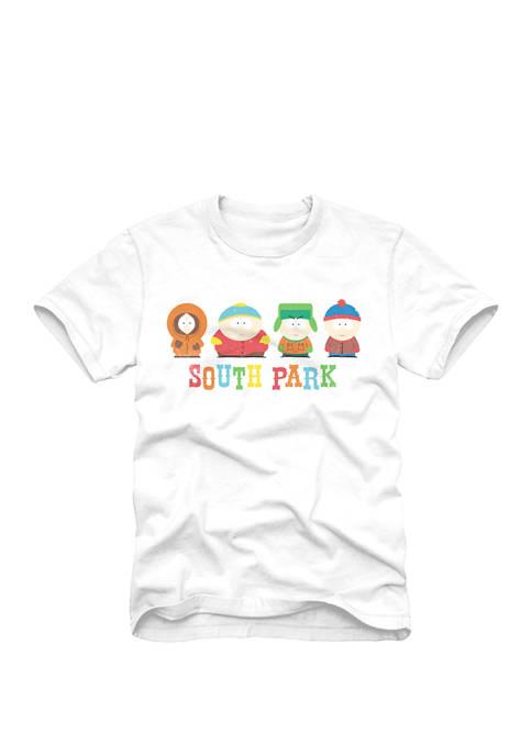 C-LIFE South Park Graphic T-Shirt