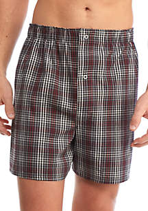 Gripper Boxers - 2 Pack