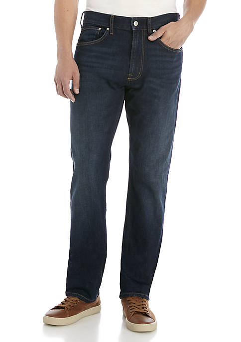 Calvin Klein Jeans Dark Tint Denim Pants