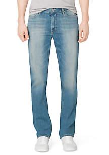Slim Straight Denim Jean