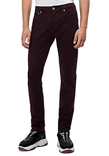 Calvin Klein Jeans 5-Pocket Stretch Twill Pants