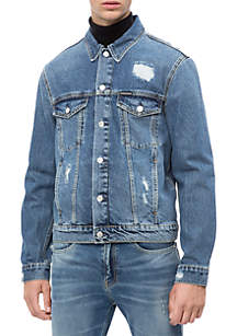 Modern Classic Trucker Denim Jacket