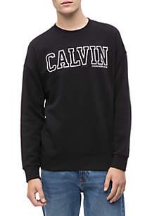 Block Calvin Sweatshirt