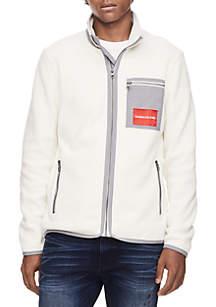 Polar Zip Fleece Jacket