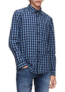 Nevada Check Long Sleeve Shirt