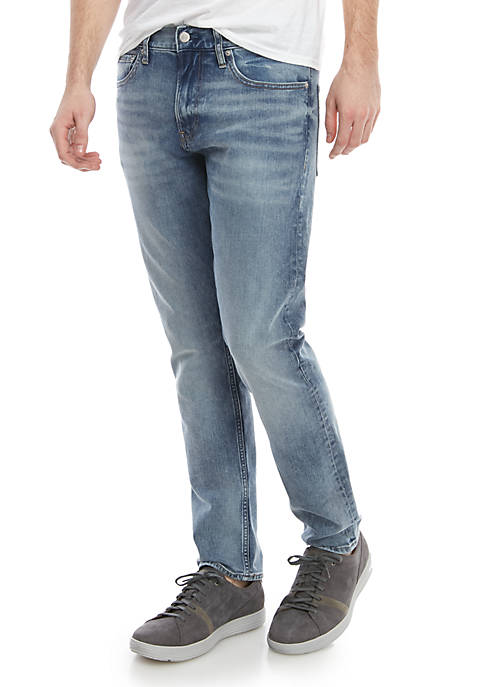 Calvin Klein Jeans Cool Tech Fabric Jeans