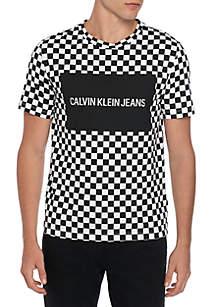 Calvin Klein Jeans BMX Instant Logo T Shirt