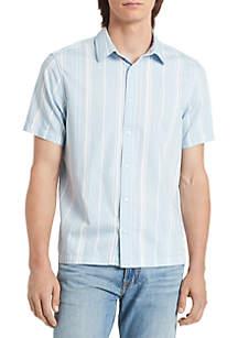 Calvin Klein Jeans Spaced Stripe Boxy Shirt