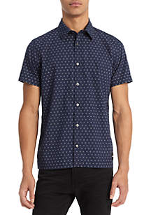 Calvin Klein Jeans 90s Monogram Short Sleeve Shirt