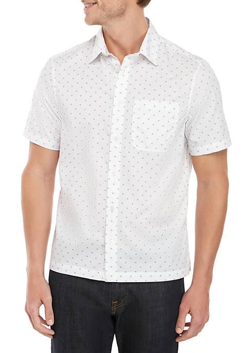 Iconic Prairie Print Short Sleeve Shirt