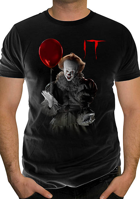 Changes Pennywise and Balloon Short Sleeve T-Shirt