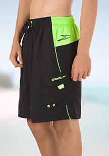 speedo® Marina Sport Volley Swim Trunks