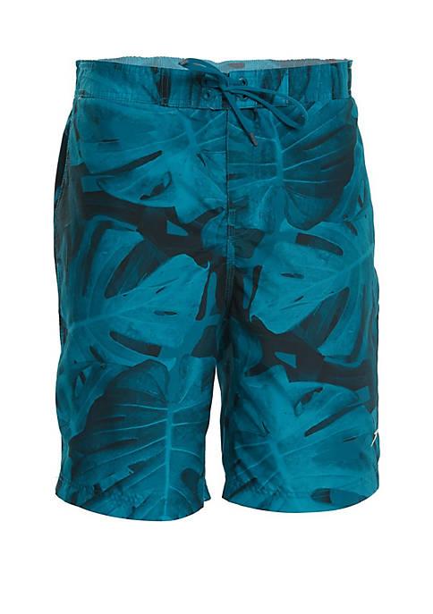 Kalo Palm Comfort Liner E-Board Shorts