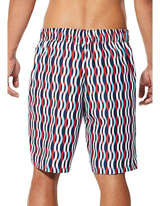 3b4fb6e34a speedo® 9 in Americana Print Board Shorts | belk