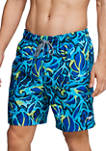 Pacific Isle Redondo Volley 8 Inch Shorts
