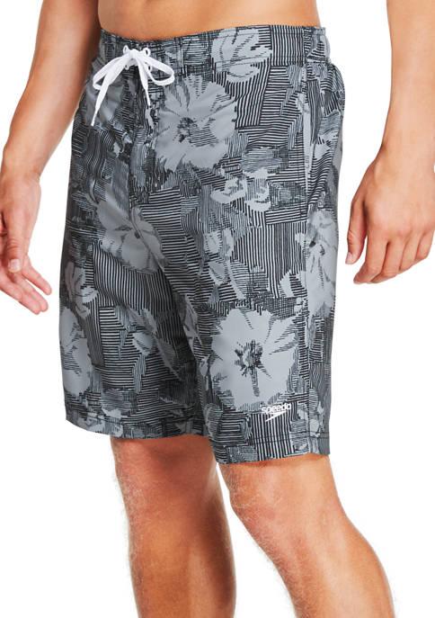 Mens 20 Inch Garden Weave Bondi Boardshorts