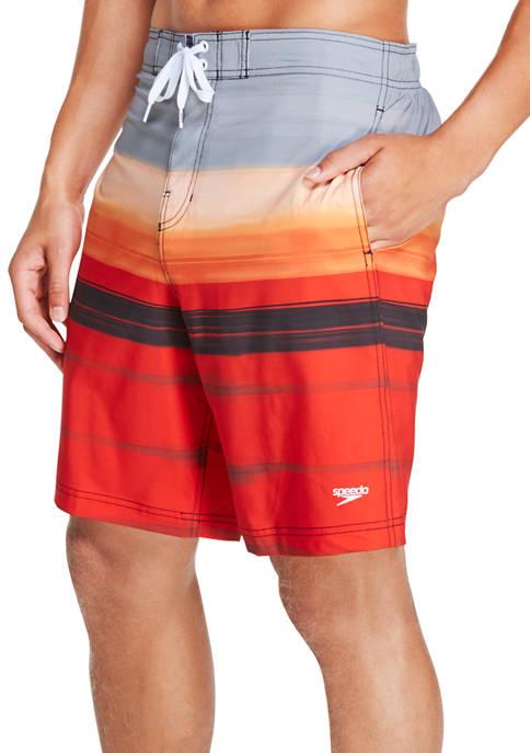 Mens 20 Inch Horizon Blend Bondi Boardshorts