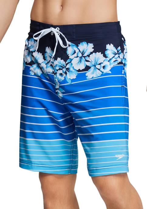 speedo® Floral Strand Boardshorts