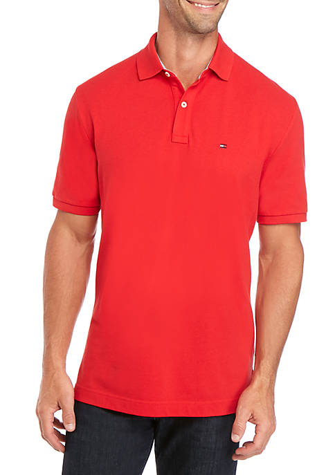 Big & Tall Ivy Polo Shirt
