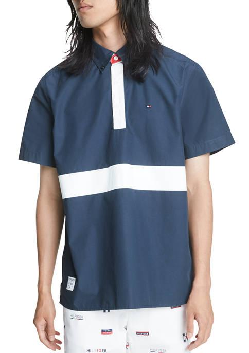 Luke Popover Short Sleeve Graphic T-Shirt