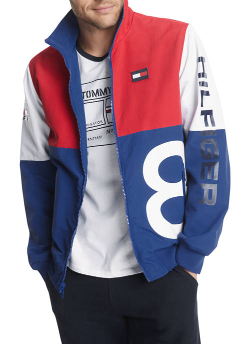 Tommy Hilfiger Reversible Yacht Jacket
