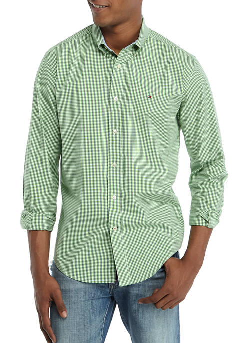 Willoughby Gingham Button Down Shirt