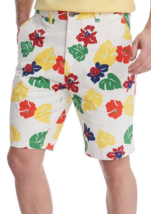 9 Inch Manito Floral Shorts
