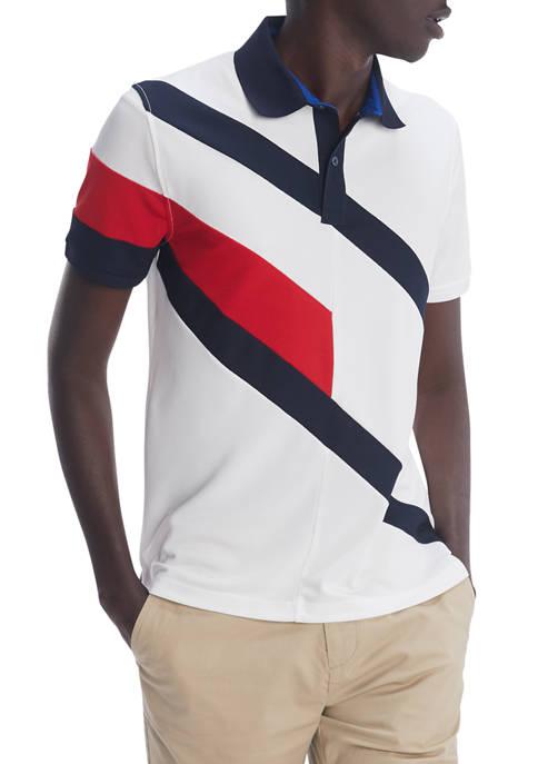 Big & Tall Short Sleeve Sport Polo Shirt