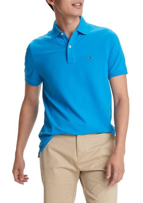 Big & Tall Short Sleeve Fashion Polo Shirt